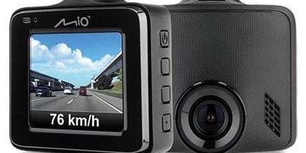 Autokamera Mio MiVue C325 černá3