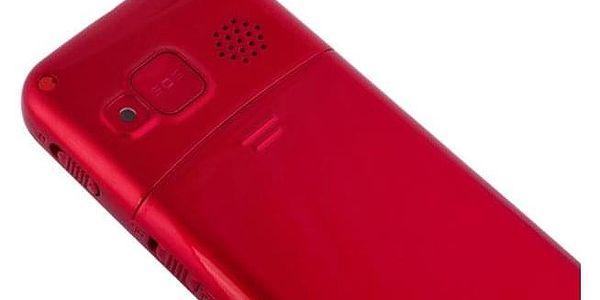 Mobilní telefon Tesla SimplePhone A50 červený (TAMBPSNA50RD)4