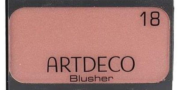 Artdeco Blusher tvářenka 5 g odstín 18 Beige Rose Blush pro ženy