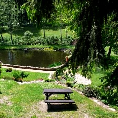 Romantický pobyt s piknikem či večeří