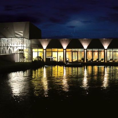 Romantická noc v design Hotelu Antonie