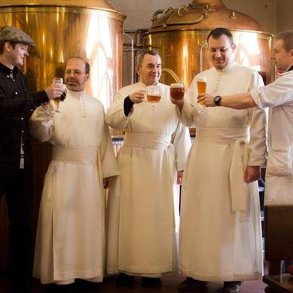Za tajemstvím Klášterního pivovaru