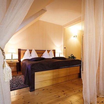 Romantický wellness pobyt v Karlových Varech