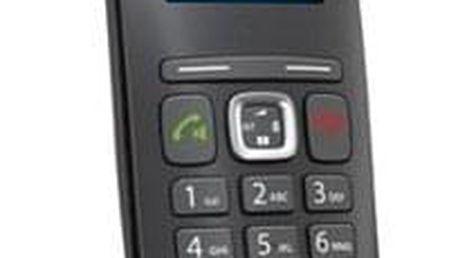 Domácí telefon Siemens Gigaset A540H černý (S30852-H2651-R601)
