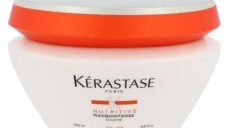 Kérastase Nutritive Masquintense Irisome 200 ml maska pro jemné a suché vlasy pro ženy