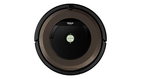 Vysavač robotický iRobot Roomba 896 černý/šedý
