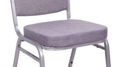 Chairy Japan 59330 Banketová židle - šedá