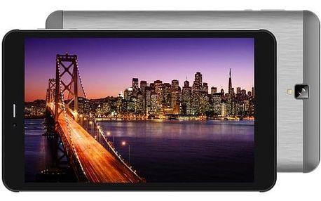 Dotykový tablet iGET SMART G81 černý/stříbrný (84000210)