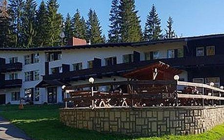 Pobyt v Beskydech v Hotelu Bečva polopenze, infrasauna, sleva na masáže a další bonusy.