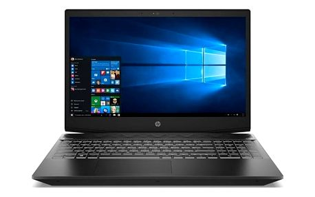 Notebook HP Pavilion Gaming 15-cx0015nc černý (4MV36EA#BCM)