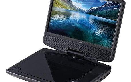 DVD přehrávač Sencor SPV 2920 BLACK černý (35048603)
