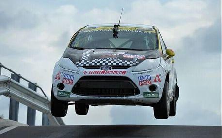Testovací den Ford Racing