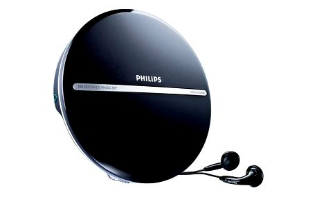 Discman Philips EXP2546