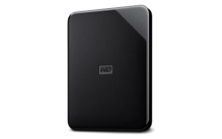"""Externí pevný disk 2,5"""" Western Digital Elements Portable SE 1TB černý (WDBEPK0010BBK-WESN)"""