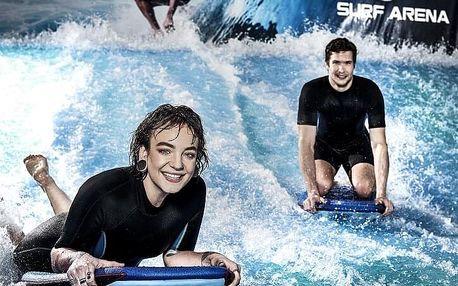 Indoor surfing pro dva