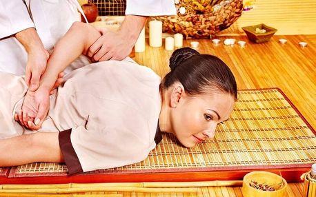 Thai romantic ritual pro dva