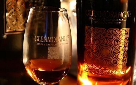 Degustace skotské sladové whisky