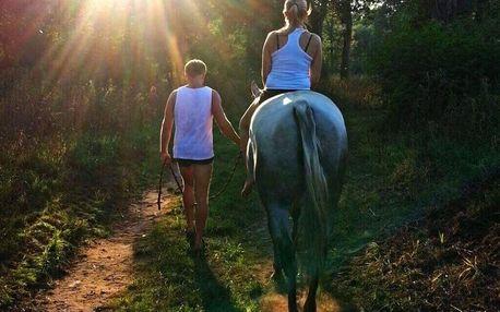 Na koních za indiánským pokladem