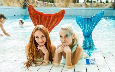 Staňte se mořskou pannou či Poseidonem