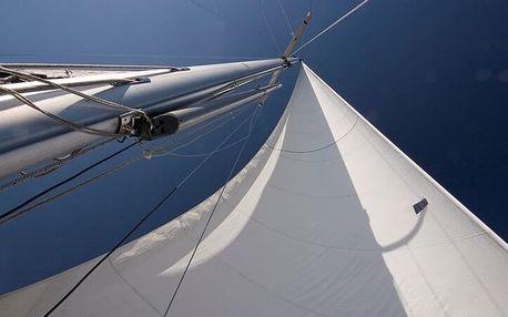 Výlet na plachetnici s kapitánem