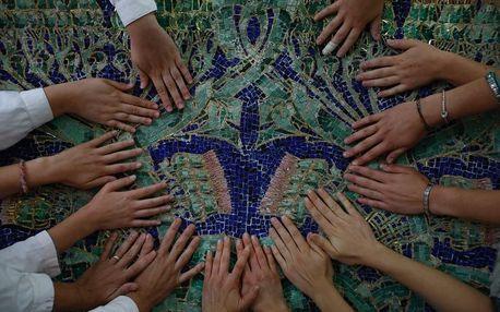 Individuální kurz umělecké mozaiky