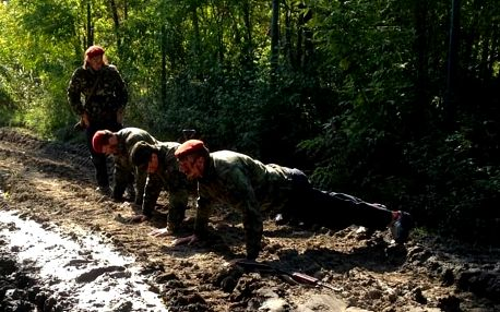 Army drill