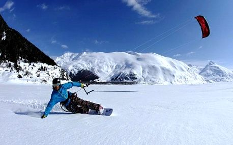 2denní kurz snowkitingu