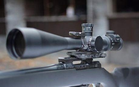 Zážitková střelba – balíček mega