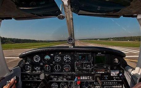 Staňte se pilotem - pouze pro Vás
