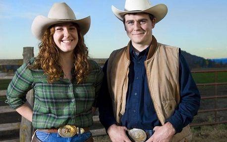 Pobyt na westernovém ranči