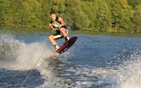 Wakeboarding - 30 minut