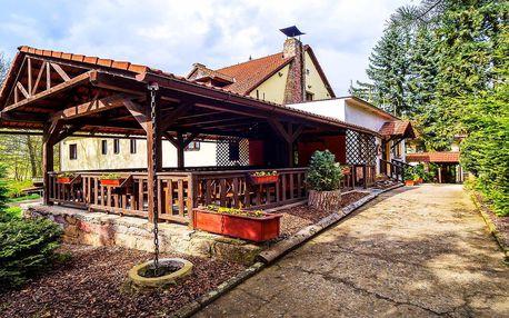 Prostřední Mlýn*** v Českém ráji: dítě zdarma včetně polopenze i letní termíny