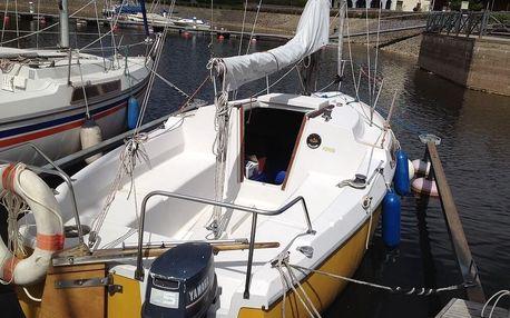 Den na plachetnici s přespáním