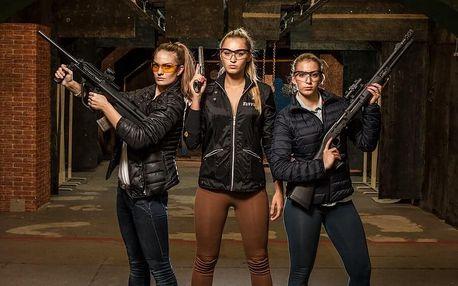 Střelecký kurz pro ženy