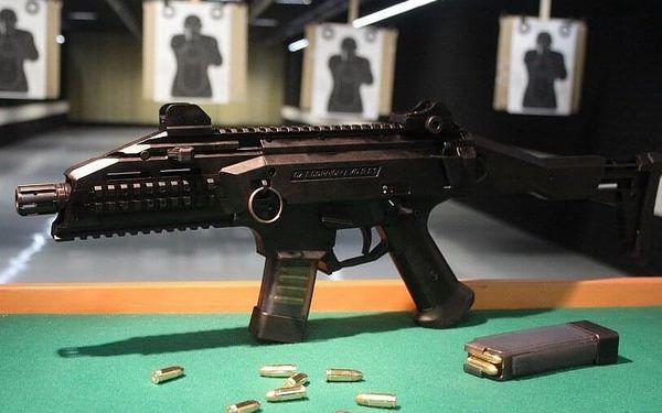 Střelba z dlouhých zbraní na 50m střelnici | Meziměstí | celoročně | 1 hodina3