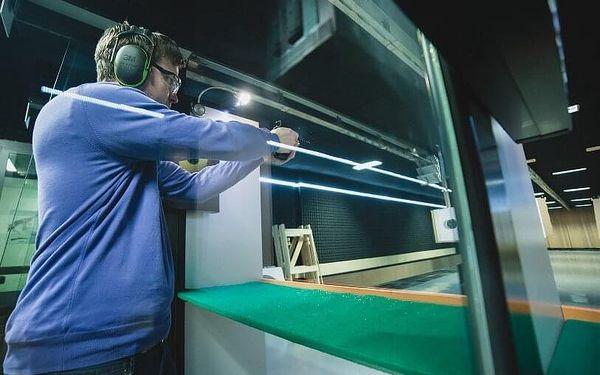 Střelba z dlouhých zbraní na 50m střelnici | Meziměstí | celoročně | 1 hodina4