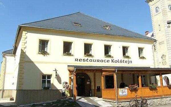 Prodloužený víkend na Kolštejně | okres Šumperk | celoročně (Po-Čt, Út-Pá, Čt-Ne, Ne-St) | 4 dny/3 noci3