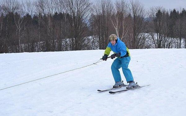 Motoskijöring - adrenalin na lyžích | Smržovka a okolí | listopad – duben dle sněhových podmínek | cca 1 – 1,5 hodiny4