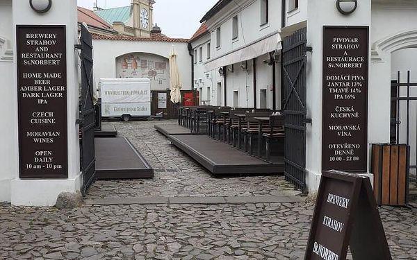 Za tajemstvím Klášterního pivovaru | Praha | celoročně | 2 hodiny4