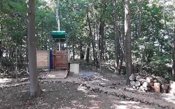 Rodinný pobyt v treehouse | Dolní Morava | celoročně do min.teploty -5 stupňů C | 2 dny/1 noc5