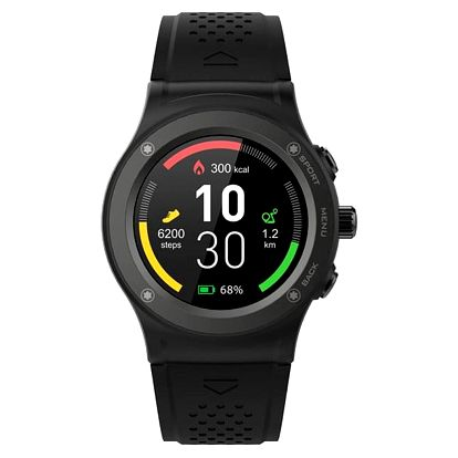 Chytré hodinky iGET ACTIVE A6 černý (84000433)