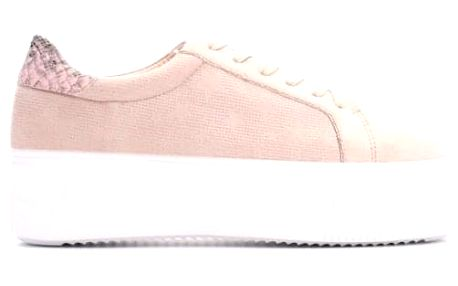 Dámské růžové tenisky Anya 7292