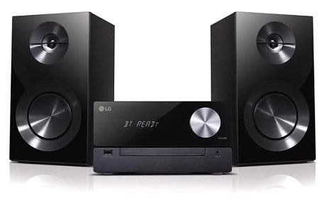 LG CM2460 černý