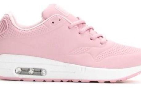 Dámské růžové tenisky Kendall 806