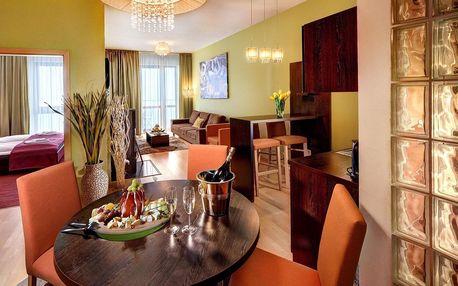 Hotel Crocus **** u slovenského Štrbského plesa pro celou rodinu