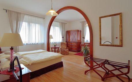 Hotel U Dobrého Lva poblíž Stezky Beskydské nebe