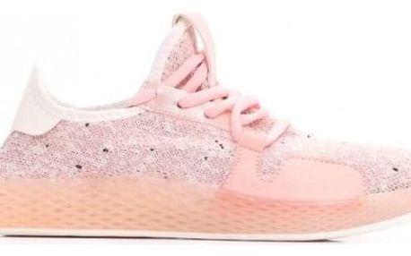 Dámské růžové tenisky Prana 8451
