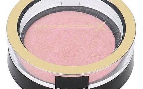 Max Factor Creme Puff 1,5 g pudrová tvářenka pro ženy 05 Lovely Pink