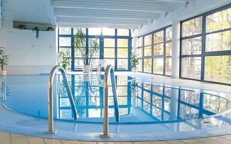 Písek: 4* wellness pobyt s bazénem a saunou