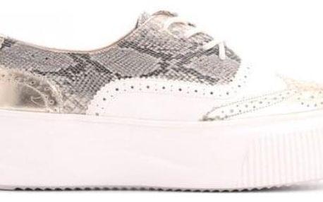 Dámské zlaté boty Arika 7290